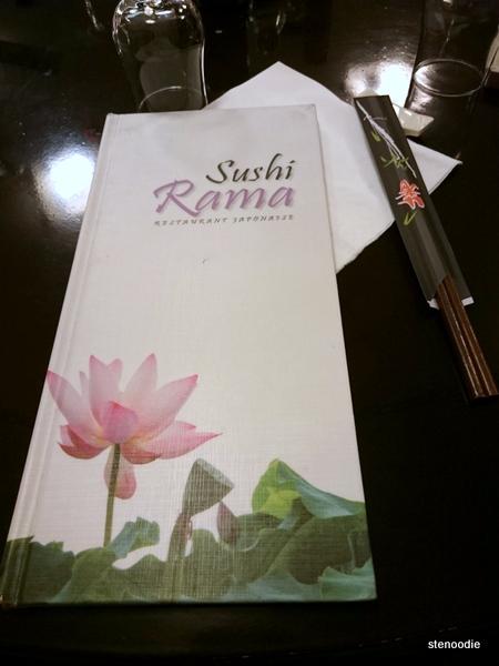 SushiRama restaurant