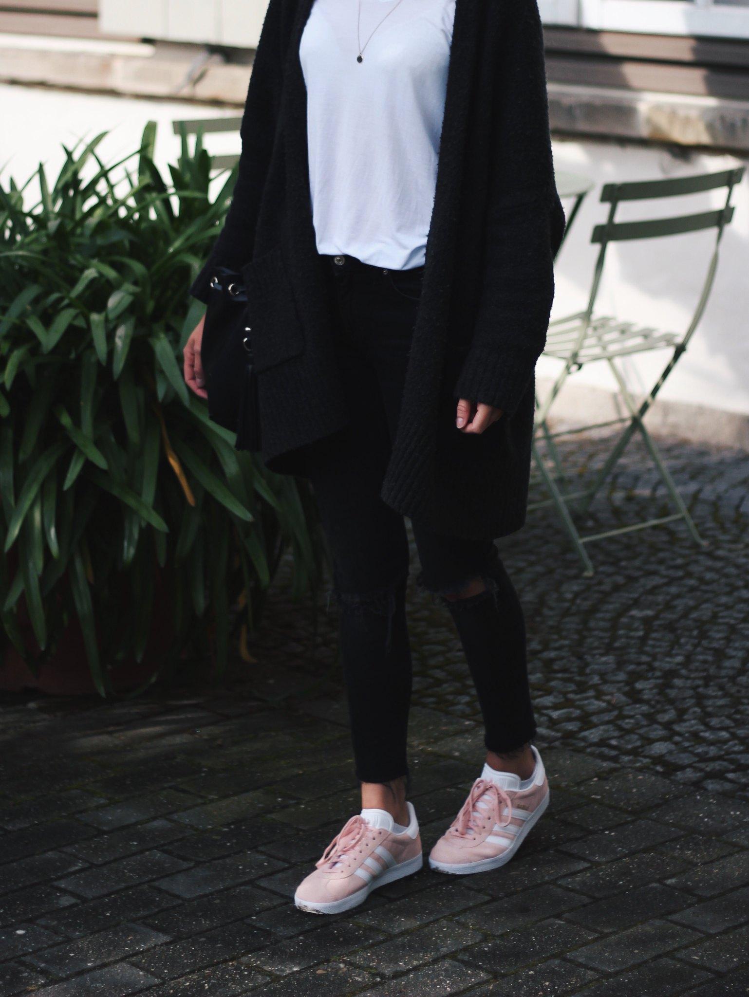 Adidas Originals Gazelle Rosa - Botanischer Garten