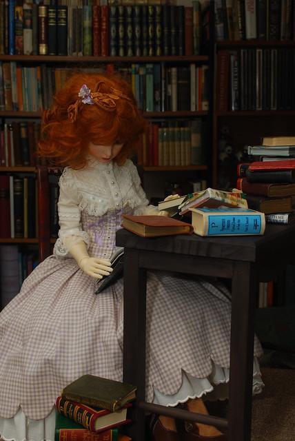 1.  The English Book Club