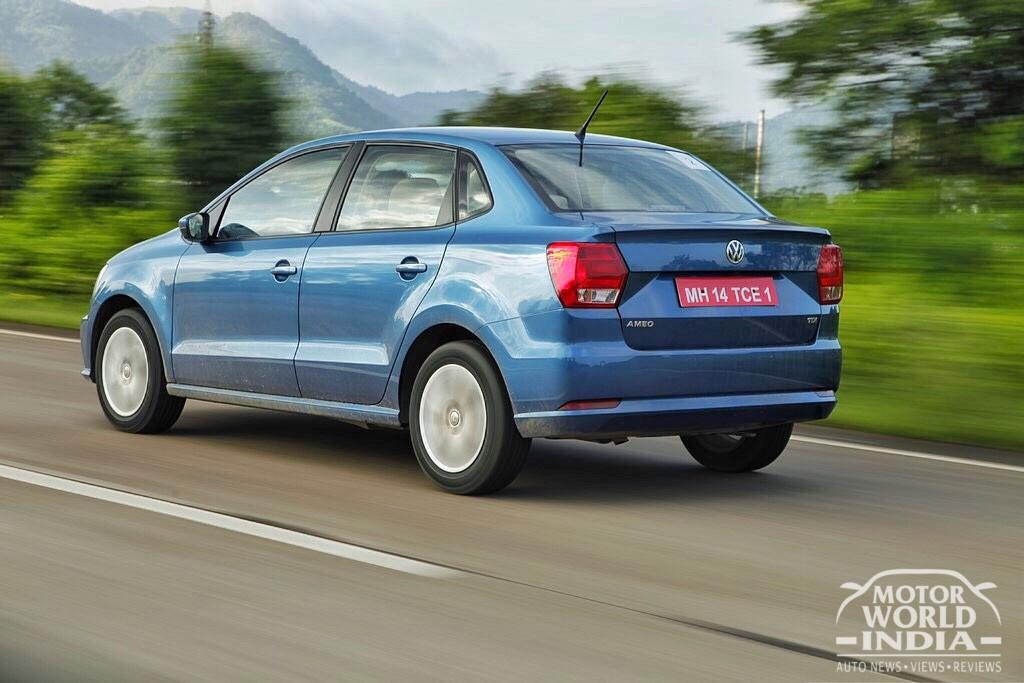 Volkwagen Ameo-Diesel-Rear-Three-Quarter (2)