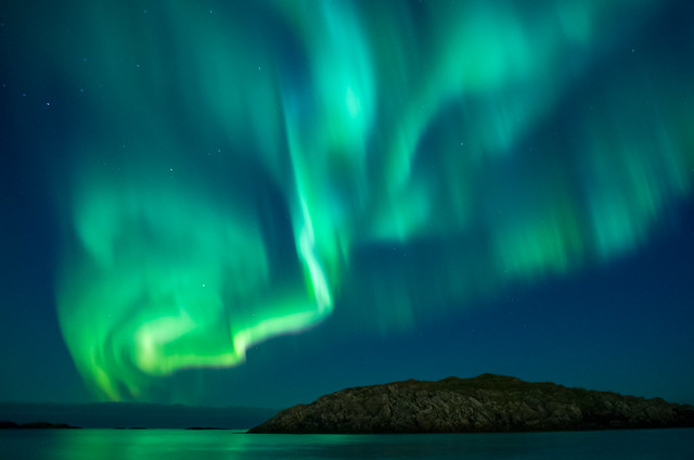 Aurora Borealis I (out of 2)