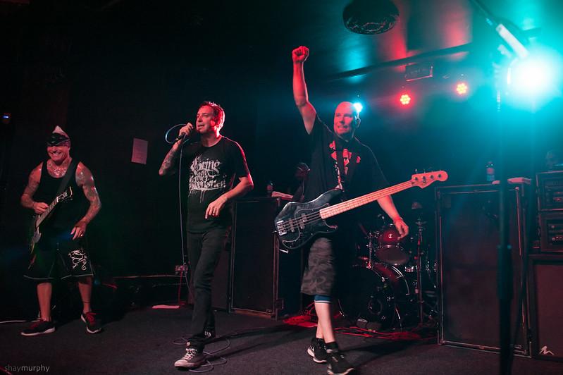 Sick Of It All - Voodoo, Dublin [17.08.16]