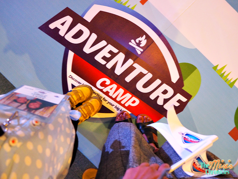 safeguard adventure camp