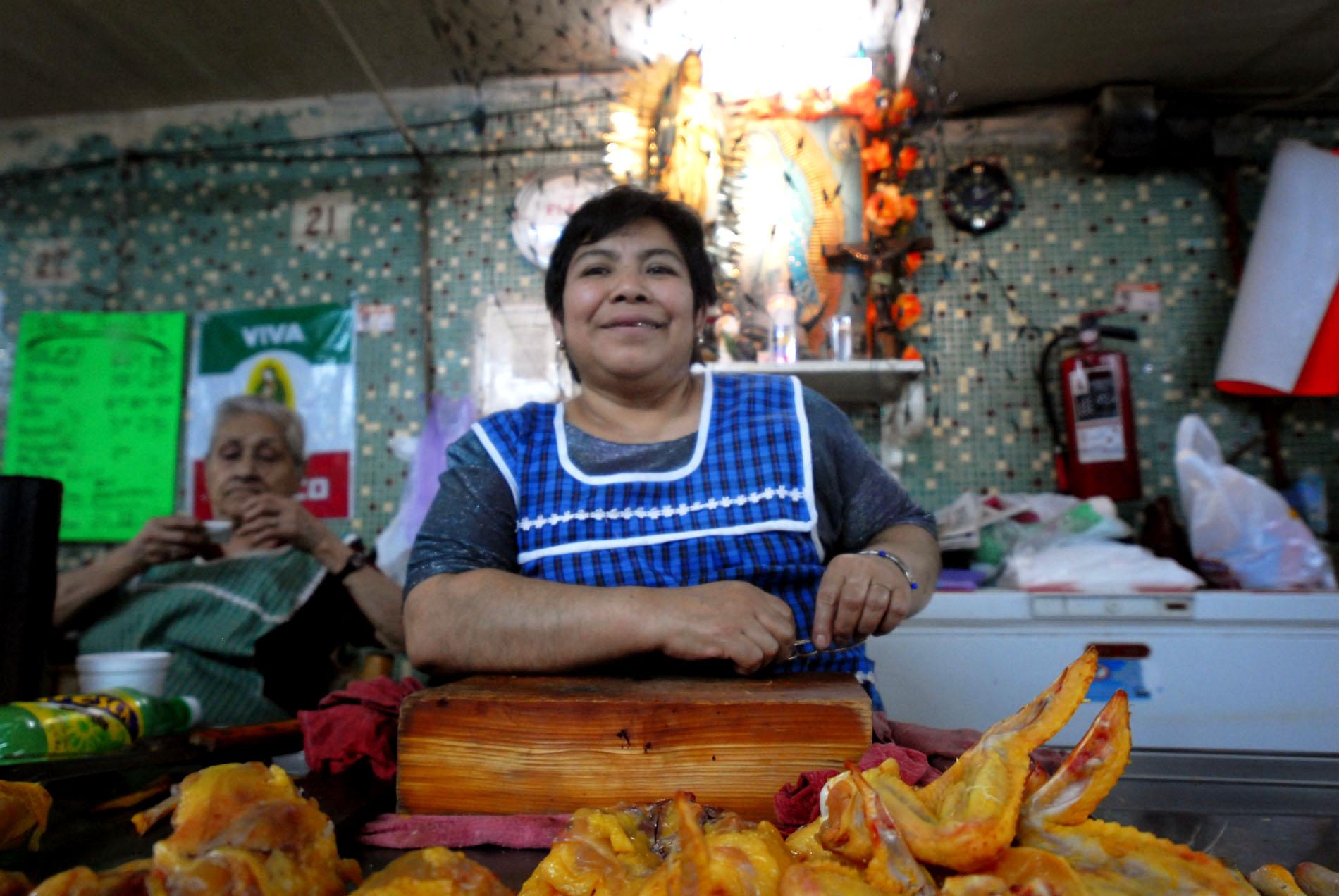 Mercado Jauregui