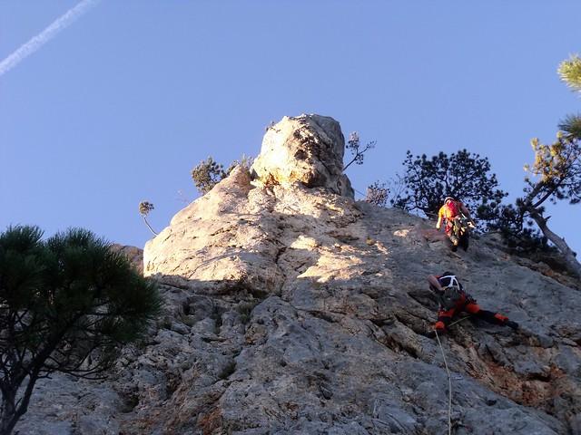 Hohe Wand Zentennium 235 m (6-)