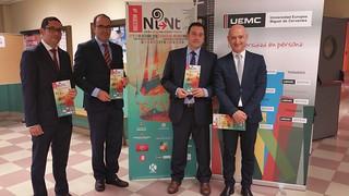 IV Muestra Internacional Nuevas Ideas para Nuevos Tiempos. Rueda de Prensa.