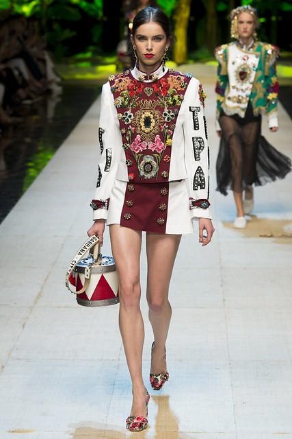 Dolce & Gabbana - Spring 2017