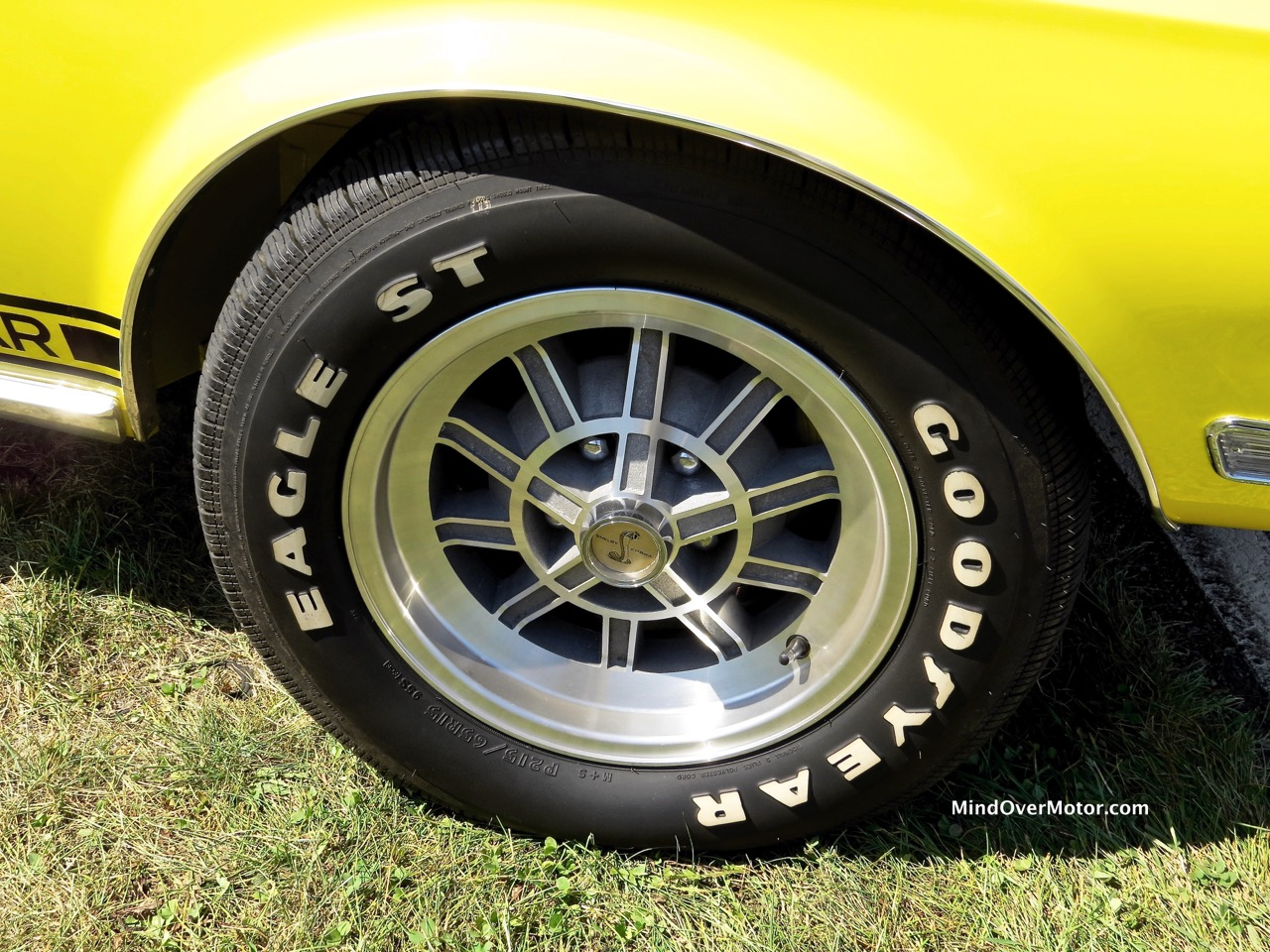 1968 Shelby GT500KR Wheel