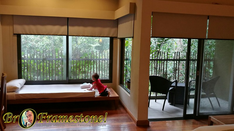 Bercuti di Belum Rainforest Resort, Pulau Banding.