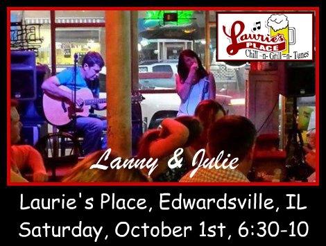 Lanny & Julie 10-1-16