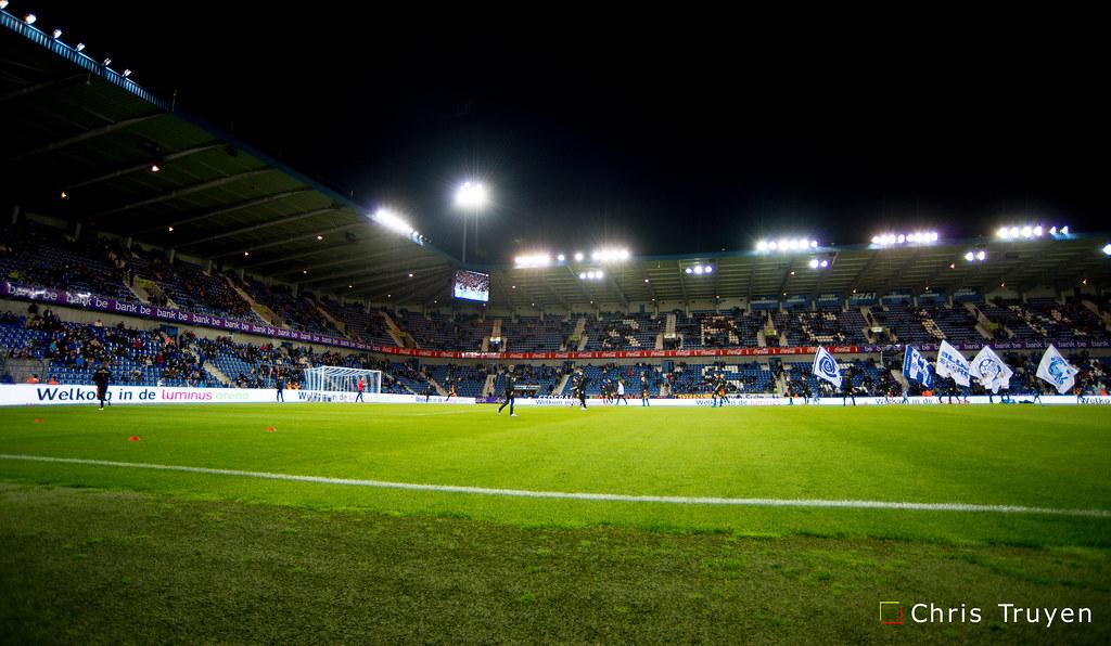 KRC Genk - KV Mechelen (02/10/16)