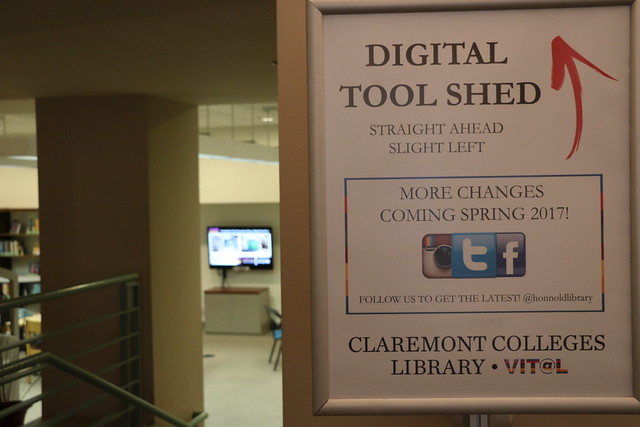 Grand Opening of the Digital Tool Shed