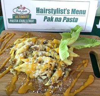 Hairstylist's Menu Pak na Pasta