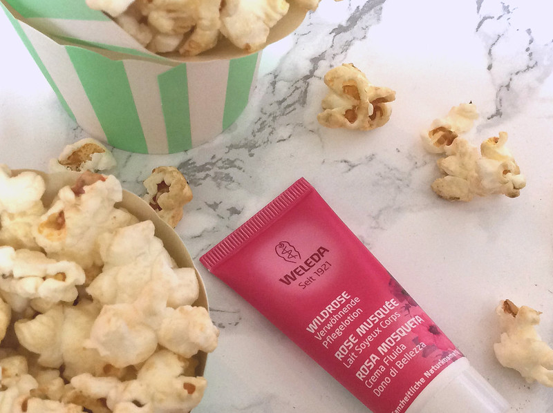 Weleda Wildrose Pflegelotion - BeautyBloggerCafé Pink Box I Style By Charlotte