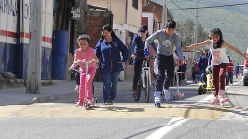 """Aniversario Nº 144 Escuela Canela Baja """"Día 03 Sobre Ruedas"""""""