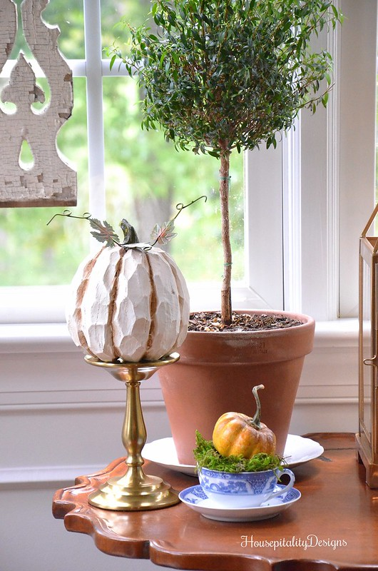 Fall Vignette - Housepitality Designs