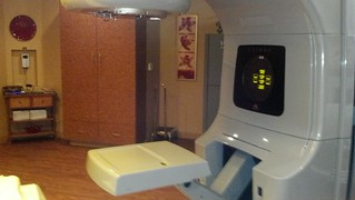 Radiation therapy machine | by EmpressNorton47