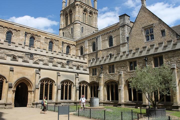Christ Church College de Oxford - 3