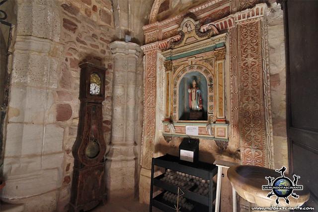 Ermita de la Hoz, Guadalajara. Castilla-La Mancha, España. (Spain)