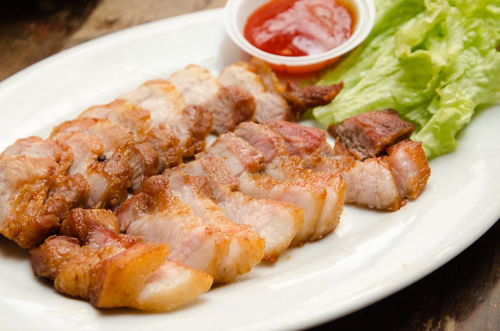 Nyonya Fried Pork