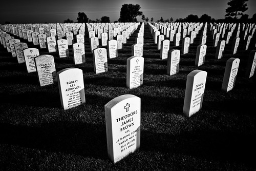 Great Lakes National Cemetery - Holly, Michigan | by 1adamtwelve