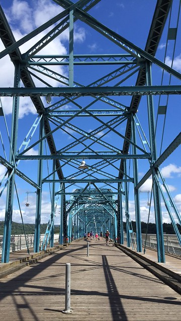 Walnut Street Bridge, Chattanooga, TN