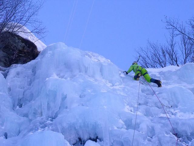 Ausztria jégmászó túra, Kolm-Saigurn