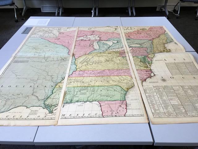 ZSR Mitchell map