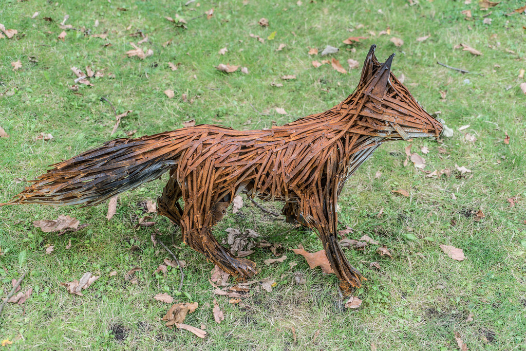 URBAN SAFARI BY BRIAN BYRNE AND EOIN BYRNE [SCULPTURE IN CONTEXT 2016]-120803