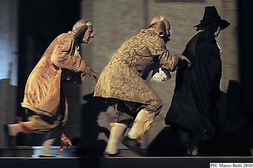 Bruscello Storico 2010 - Pinocchio