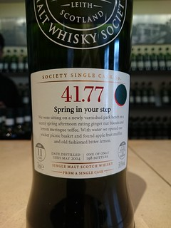 SMWS 41.77 - Spring in your step