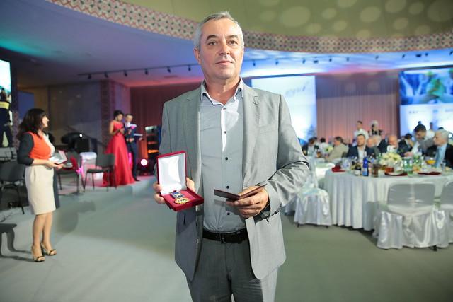 «За розбудову країни»: директор «РЕНОМЕ-ЄВРОБУД» отримав подяку від прем'єр-міністра та орден від КБУ