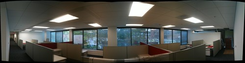 Cubicle Panorama | by brownpau