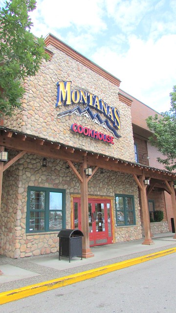 $14.99 Steak at Montana's #SteakEveryDay