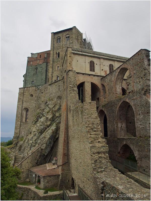 Excursion à la Sacra di San Michele 28433722383_af908b1a6f_b
