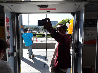 Los Angeles Metro Expo Line Opening Day | by craigdietrich