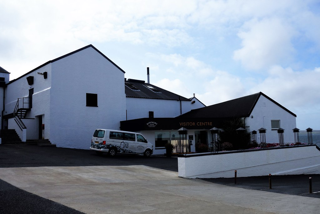 Bowmore Distillery, Islay, Scotland