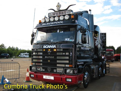 Paul Webster | by Cumbria Truck Photo's