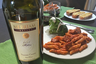Merriam Vineyards - 2010 Miktos penne