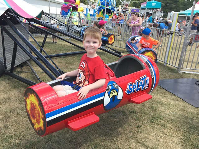 Wood County Fair, 6 Aug 2016