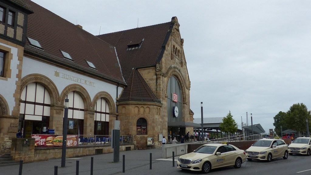 Hauptbahnhof Worms