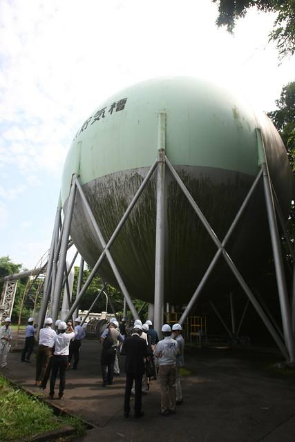 角田試験場報道公開_液酸/液水エンジン供給系試験設備_1055