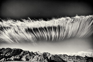 whitney cloud show | by david haggard