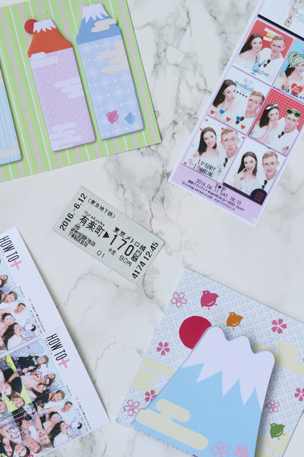 The Little Things blog Japanese Stationery Haul-4