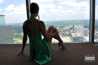Ashley watching over Austin | by Alfonso Aguirre Rocking Photography