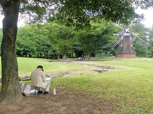 jp16-Nagoya-Château-Parc Meijon (5)