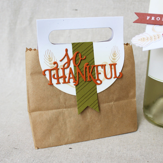 So Thankful Treat Bag