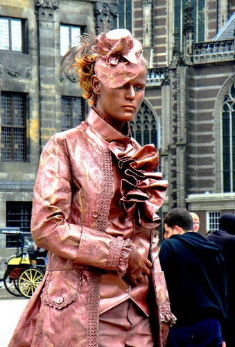 Living statue | by Gerda Le Blanc