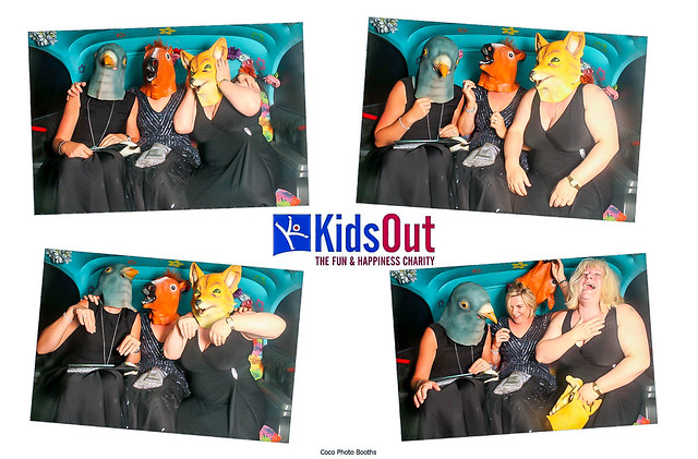 KidsOut Ball 2016 Photo Booth