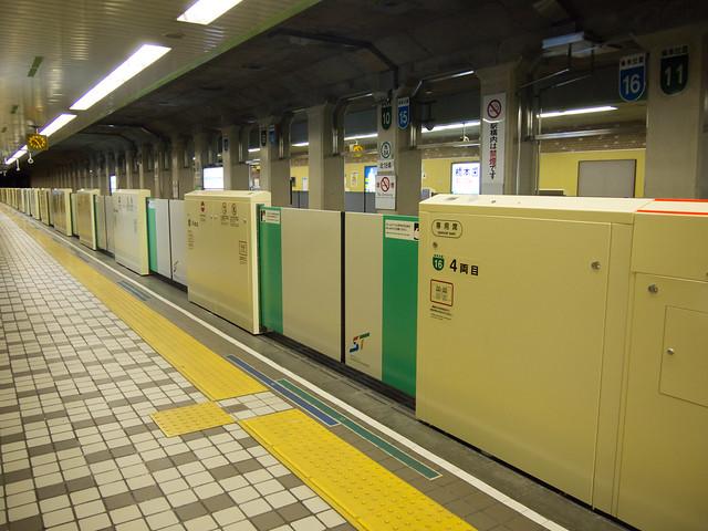 札幌市営地下鉄南北線ホームドア